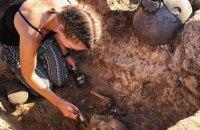 Запорожские археологи нашли захоронение возрастом около 2,5 тысячи лет