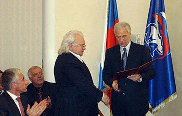 Борис Грызлов и Виктор Петрик
