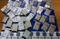 Фіскальна служба виявила контрабанду сигарет на 15 мільйонів гривень