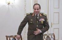 На eBay з'явився лот із пропозицією про продаж президента Єгипту