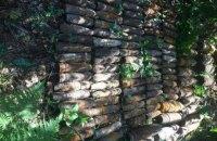 В Быковнянском лесу в Киеве нашли 114 артснарядов времен Второй мировой