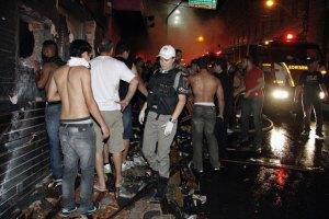 МИД рекомендует украинцам не участвовать в акциях протеста в Бразилии