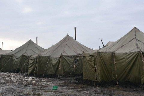 """Військовий загинув, сім отримали опіки через пожежу на полігоні """"Широкий Лан"""" (оновлено)"""