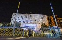 У будівлі ЦВК у Києві застрелився співробітник держохорони (оновлено)