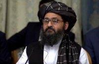 """Співзасновник """"Талібану"""" мулла Барадар очолить уряд Афганістану, – Reuters"""