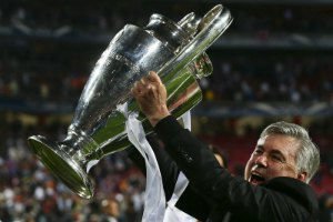 Анчелотті виграв свій п'ятий Кубок чемпіонів