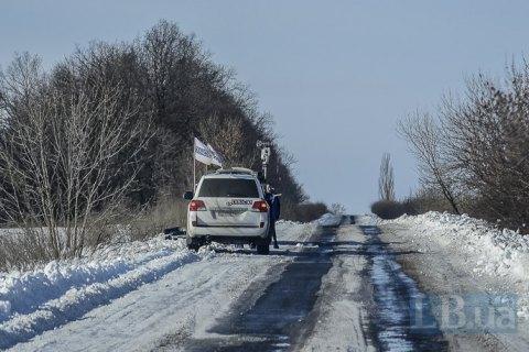 Бойовики не пропустили патруль СММ ОБСЄ в Горлівку