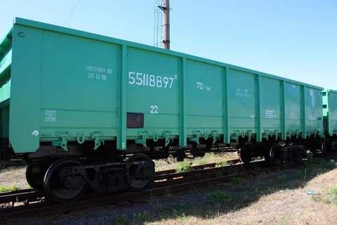 """""""Укрзализныця"""" создаст с американцами СП по лизингу грузовых вагонов"""