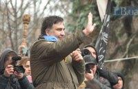 МИД Грузии не контактировал с Украиной по поводу задержания Саакашвили