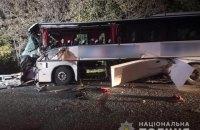 В Запорізькій області автобус зіткнувся з трактором, загинула одна людина
