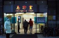 От китайского вируса умер уже 81 человек