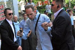 Журналіст зізнався в підготовці замаху на донецького губернатора