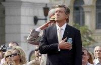Ющенко рассказал, как отчитывался перед Путиным