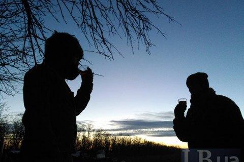 День на Донбасі пройшов без обстрілів