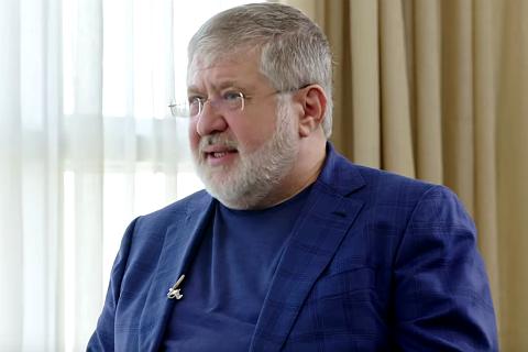 "Коломойский: я не являюсь бенефициаром ""95 квартала"""