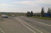 Для проезда Януковича полностью освободили трассу Донецк - Енакиево