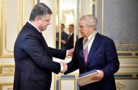 Сорос получил высший орден Украины