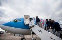 """Twitter """"Боруссии"""" сообщил, что команда отправилась на матч с """"Шахтером"""" в Донецк"""