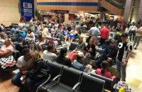 Почти 200 украинских туристов сутки не могут вылететь из Египта (обновлено)
