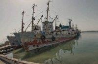 Мининфраструктуры усилило охрану Бердянского морского порта