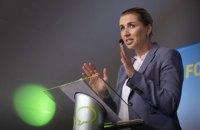 """Прем'єр Данії запропонувала переглянути майбутнє """"Північного потоку-2"""""""