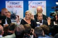 Партія Марін Ле Пен не змогла перемогти в жодному з департаментів Франції