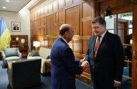 Порошенко встретился с министром торговли США