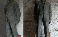 Пам'ятник Леніну в Ізюмі повторно виставлять на продаж