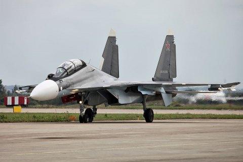 Аэродром «Бельбек» принял первые боевые самолеты после реконструкции
