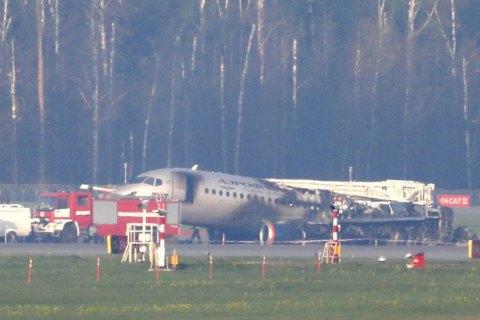 Російська авіакомпанія відмовилася купувати літаки Superjet після катастрофи в Шереметьєво