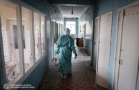 Кількість хворих на коронавірус в Україні перевищила 6 тисяч осіб