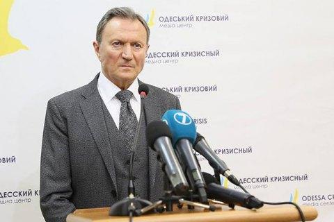В Одесском медуниверситете с нарушениями провели выборы ректора, победил уволенный Минздравом Запорожан