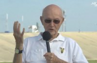 У США помер учасник першої пілотованої місії на Місяць Майкл Коллінз
