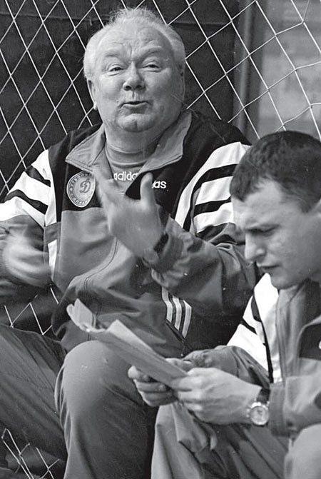 А может, Григорию Суркису стоит выкупить «Динамо» у своего младшего брата? Хотя тот, похоже, наконец расшифровал конспекты Лобановского