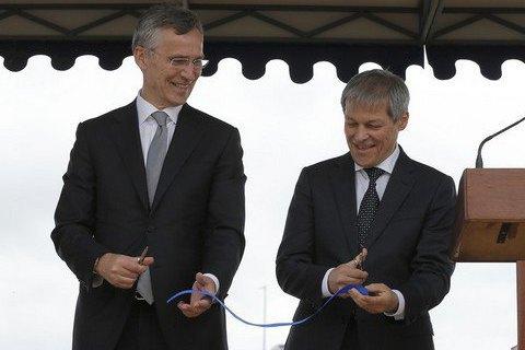 На півдні Румунії відкрилася база протиракетної оборони НАТО
