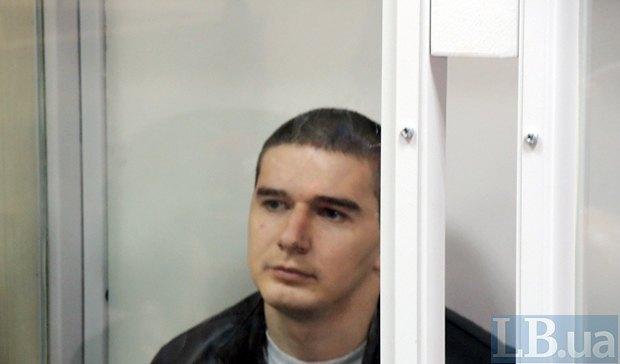 Экс беркутовец Сергей Зинченко