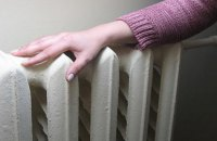 В Киеве из-за резкого похолодания повысят температуру отопления