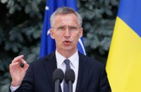 Столтенберг - Порошенкові: ми підтримуємо прагнення України в НАТО, але пріоритетом повинні бути реформи