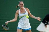 Катя Бондаренко снова первая ракетка Украины