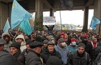 Во время столкновений в Крыму погибли два человека
