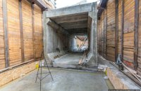 У Києві побудували перший тунель для метро на Виноградар