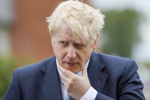 Парламент Великобритании отклонил законопроект о досрочных выборах в октябре
