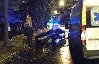У Чернігові підліток на автомобілі влетів у дерево, четверо осіб загинули