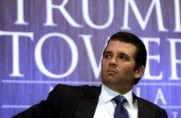 Белый дом назвал тему встречи Трампа-младшего с российским адвокатом