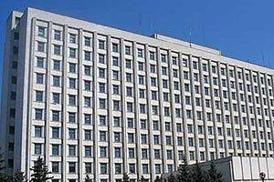 ЦВК затвердила форму анкети кандидата в президенти