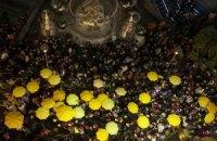 У Гонконгу лідерів студентських протестів звинуватили в підбурюванні до демонстрацій