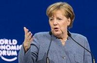 Меркель назвала основні теми саміту ЄС