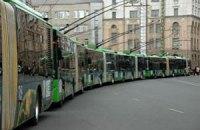 В Днепропетровске планируют ввести именные проездные на электротранспорт