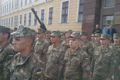 Львівська Академія сухопутних військ імені Сагайдачного отримала статус національної
