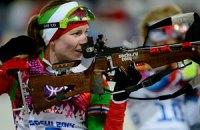 Белоруска Домрачева стала трехкратной чемпионкой Олимпиады. Украинки - без медалей